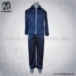 Pants-Escolar-Repelente-Sportock-Azul-Marino-Linea-Amarilla