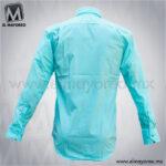 Camisa-Vestir-Lisa-Paquete-Azul-Aqua-B