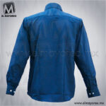 Camisa-Vestir-Lisa-Paquete-Azul-Marino-B