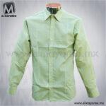Camisa-Vestir-Lisa-Paquete-Verde-A