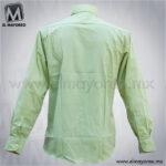 Camisa-Vestir-Lisa-Paquete-Verde-B