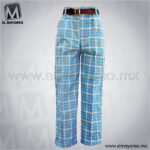 Pantalon-Boxer-Escolar-Escoces-Azul-Cielo