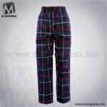 Pantalon-Boxer-Escolar-Escoces-Azul-Marino-Linea-Roja-y-Linea-Blanca