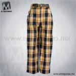 Pantalon-Boxer-Escolar-Escoces-Caqui-con-Azul-Marino