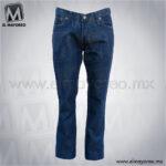 Pantalon-Mezclilla-Corte-Recto-Estilo-Vaquero-Azul