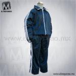 Pants-Escolar-Repelente-Sportock-Azul-Marino-Dos-Lineas-Blancas