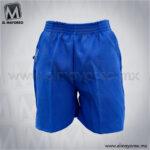 Short-Escolar-Tergal-Azul-Rey-A