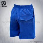 Short-Escolar-Tergal-Azul-Rey-B