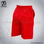 Short-Escolar-Tergal-Rojo-B