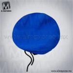 Boina-Basica-Azul-Rey-para-Uniforme-de-Escolta