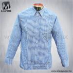 Camisa-Vestir-Cuadros-Paquete-Azul-cielo-A
