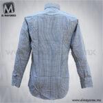 Camisa-Vestir-Cuadros-Paquete-Gris-B