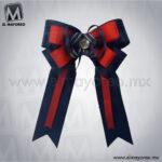 Monio-Azul-Marino-con-Rojo-para-Uniforme-de-Escolta