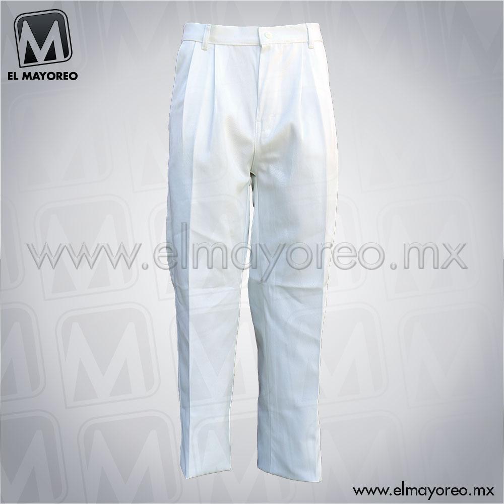 Pantalon-Gabardina-Ducker-Blanco-A