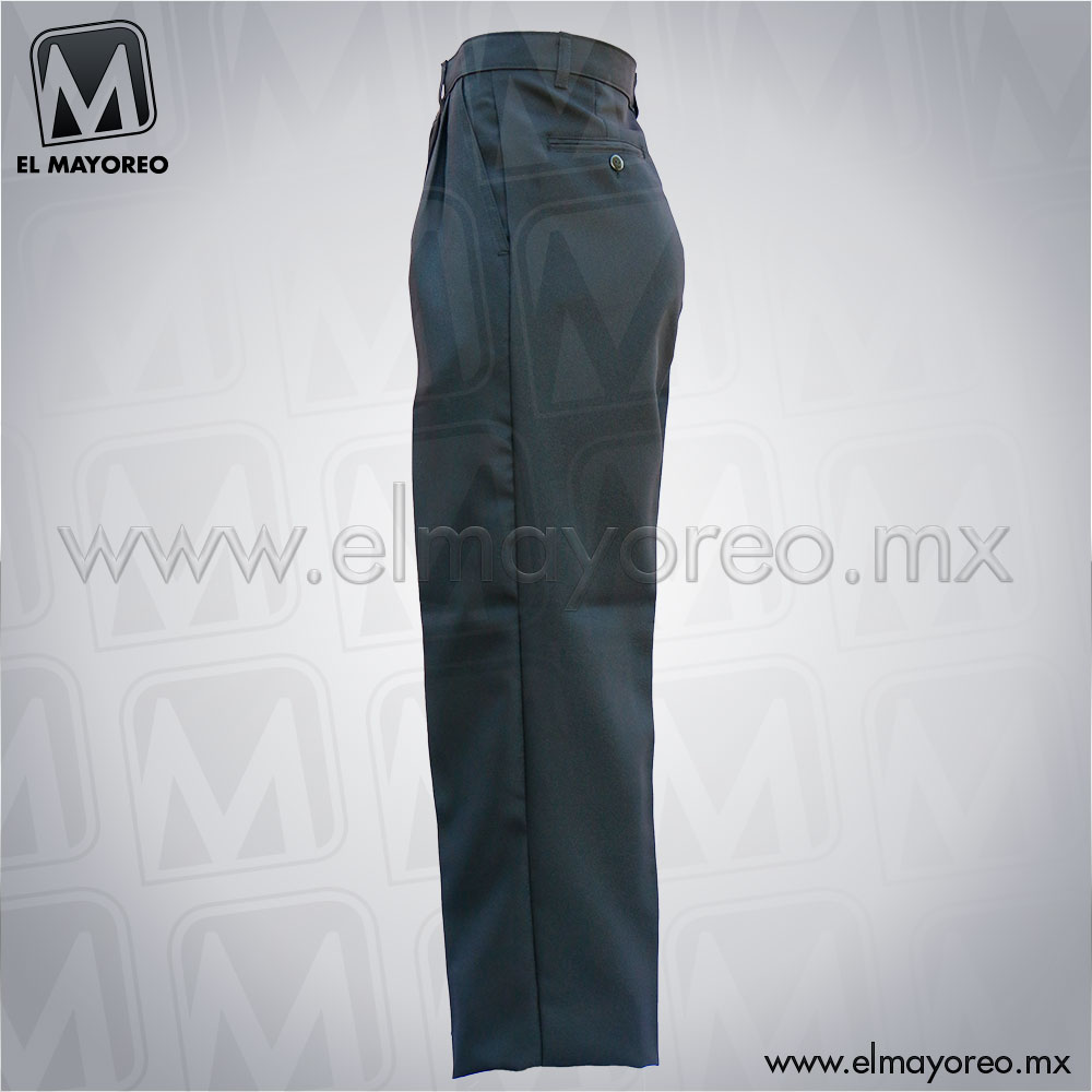 Pantalon-Vestir-Pierre-Jaled-Venecia-Negro-B