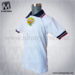 Playera-Escolar-Lobito-Blanca-Cuello-Azul-Marino-Bicolor-A