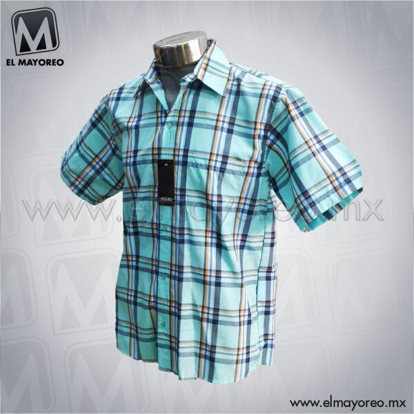 Camisa-Caballero-Manga-Corta-Cuadros-Hugo-Hill-01