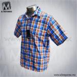 Camisa-Caballero-Manga-Corta-Cuadros-Hugo-Hill-02