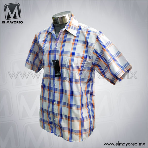 Camisa-Caballero-Manga-Corta-Cuadros-Hugo-Hill-09