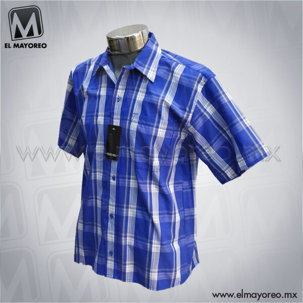 Camisa-Caballero-Manga-Corta-Cuadros-Hugo-Hill-10